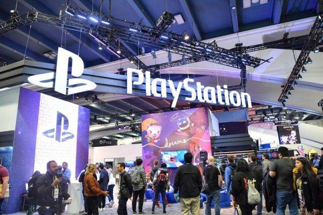 Playstation at GDC 2019