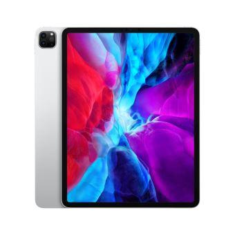 """Apple iPad Pro 12,9"""" 128 Go Argent Wi-Fi 2020 4ème génération"""