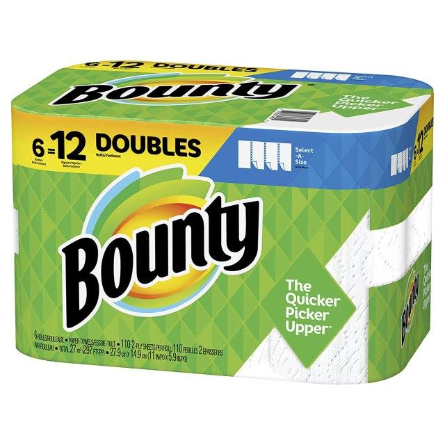 Papertowels Bounty