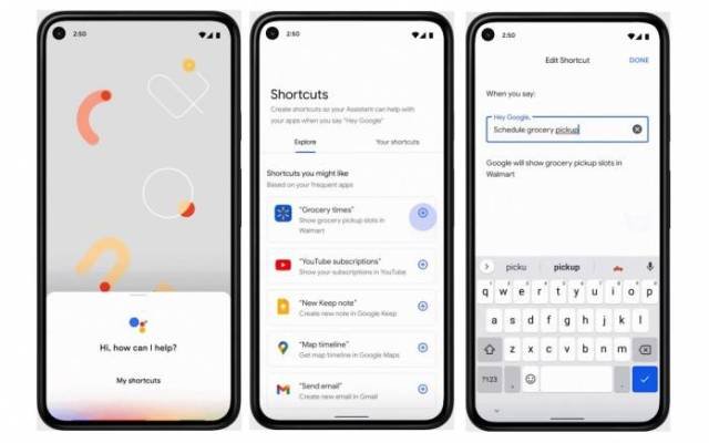 Google IO 2021 Google Assistant Features Tools