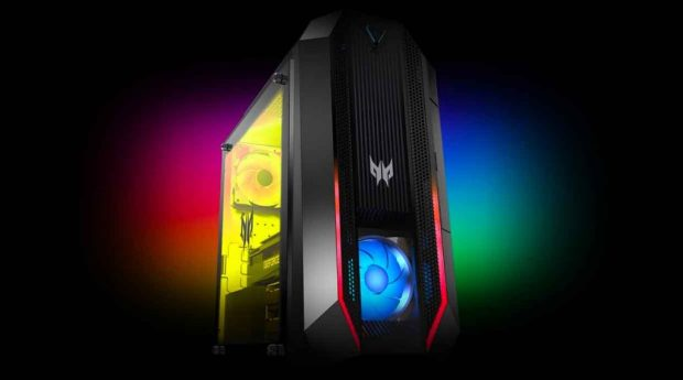 Ordinateur Gaming Predator Orion 3000 d'Acer