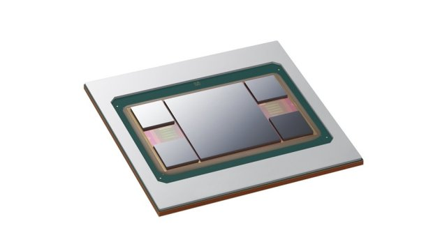 Samsung I-Cube4 Chip Packaging Technology