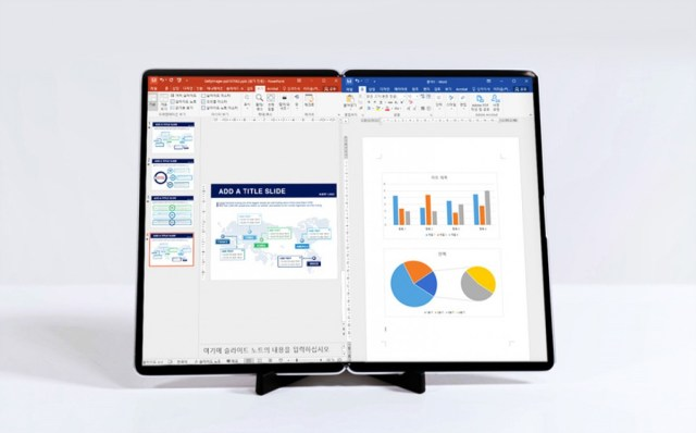 Samsung showcases several foldable displays ahead of SID 2021 exhibition