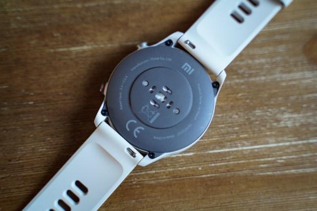 test xiaomi mi watch capteurs