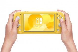 The current lineup: Nintendo Switch Lite