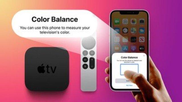 apple tv color balance 2