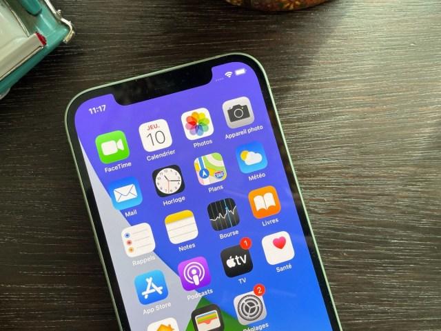 Une mise à jour d'Apple corrige les iPhone trop lents (encore)