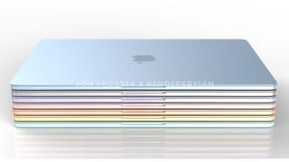 Upcoming MacBook/MacBook Air renders