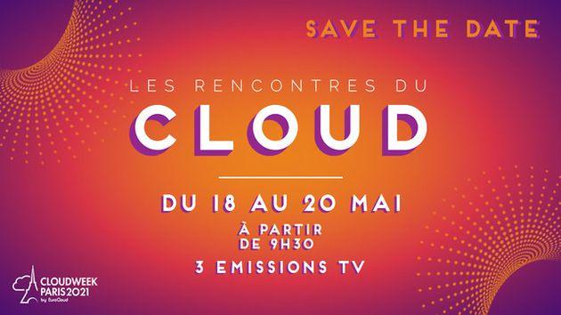Vidéo : Le Cloud pour un monde meilleur, Cloud Week Paris 2021