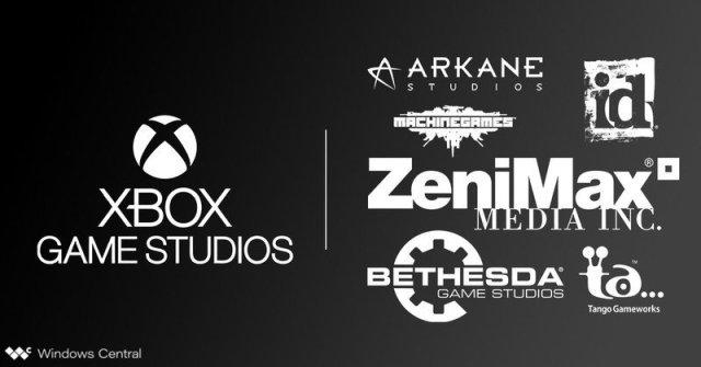 Xbox Game Studios Buys Zenimax Media Bethesda