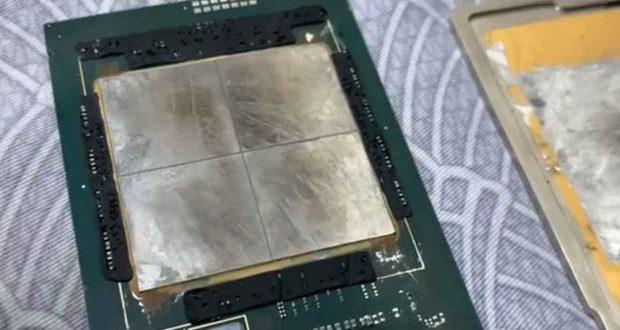 Processeur Intel Xeon Sapphire Rapids du constructeur Intel (Rumeur)