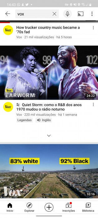 YouTube Videos translated into Portuguese and Turkish