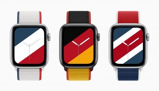 Apple's International Collection Watch bands