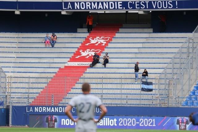 Les stades vont de nouveau se remplir puisqu'ils ne sont plus soumis à une jauge de spectateurs.