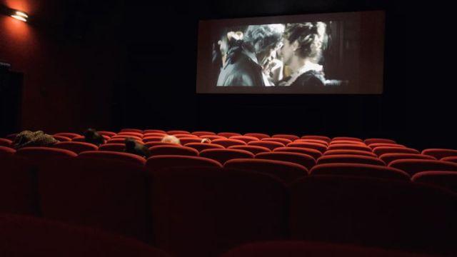 La fête du cinéma 2021 se tient du 30 juin au 5 juillet. (AURÉLIEN ACCART / RADIO FRANCE)