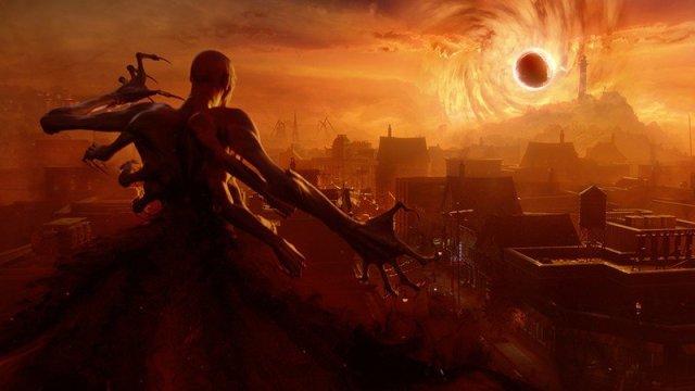 Redfall Vampire Sun
