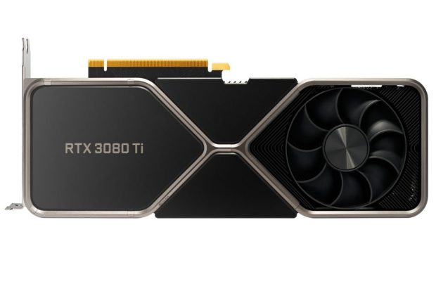 GeForce RTX 3080 Ti Founders Editions