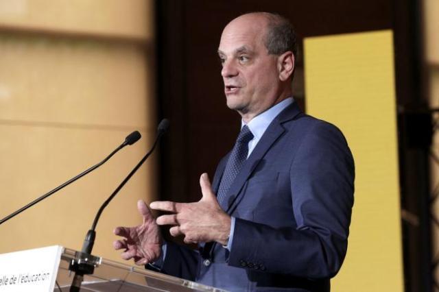 Jean-Michel Blanquer, ministre de l'éducation nationale, à Paris, le 26 mai 2021.