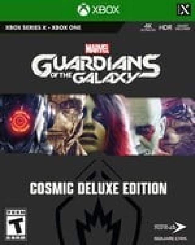 Guardians Deluxe Edition