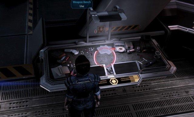 Mass Effect 3 Weapons Mods