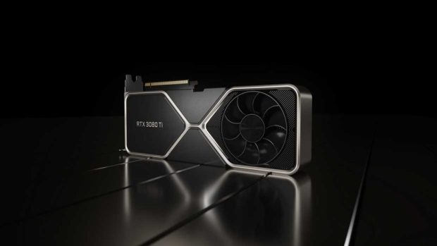 GeForce RTX 3080 Ti Founders Edition