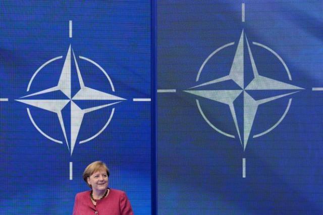 La chancelière allemande, Angela Merkel, à Bruxelles, le 14 juin 2021.