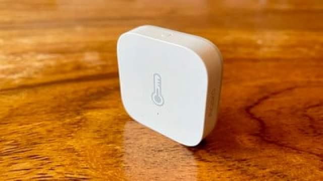 aqara temperature sensor