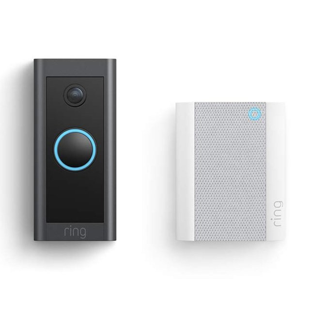 Ring Doorbell And Chime
