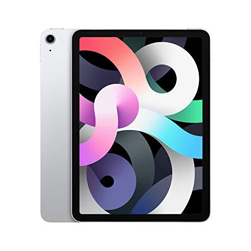 2020 Apple iPadAir (10,9Pouces, Wi-FI, 64Go) - Argent (4ᵉgénération)