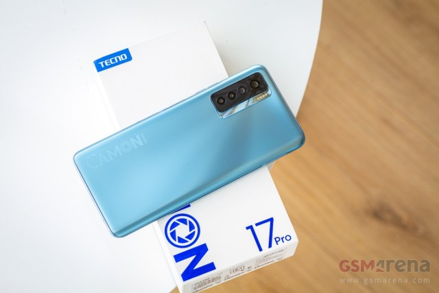 Tecno Camon 17 Pro in for review