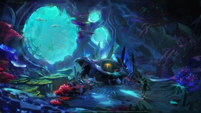 Sea Of Thieves A Pirates Life Sunken Kingdom