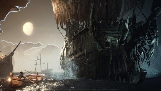 Sea Of Thieves A Pirates Life Davy Jones