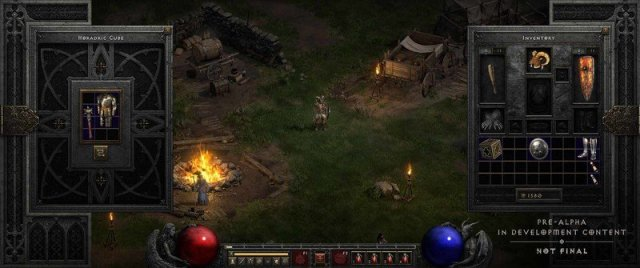 Diablo 2 Resurrected Stash
