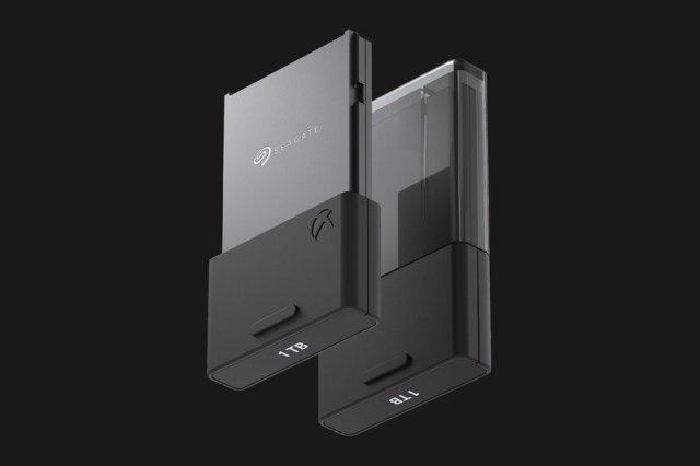 Seagate Expansion Card Xbox Series X, Series S