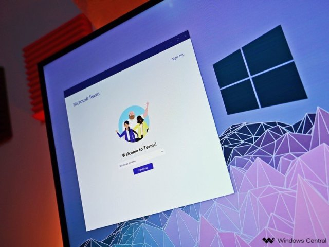 Microsoft Teams PC