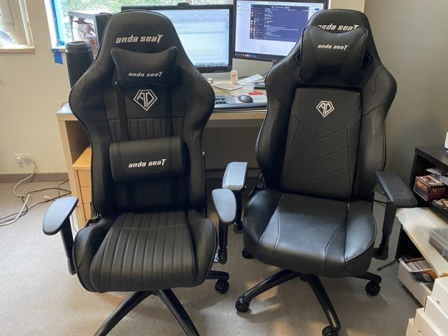 Andaseat Jungle And Dark Demon Side By Side