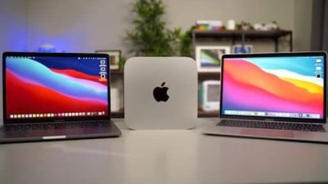 mac mini macbook pro macbook air