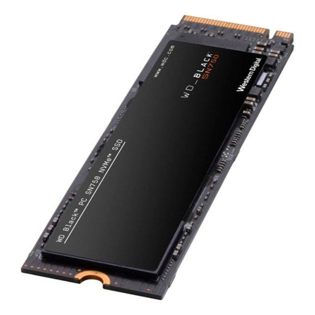 Wd Black Sn750 Internal Ssd Nvme