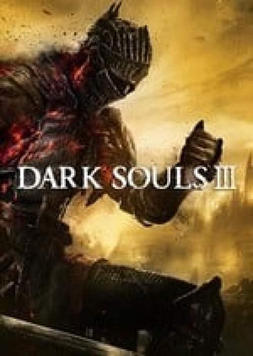 Dark Souls 3 box art