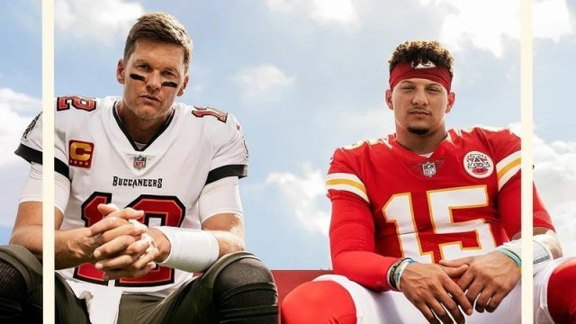 Madden 22 Cover Athletes