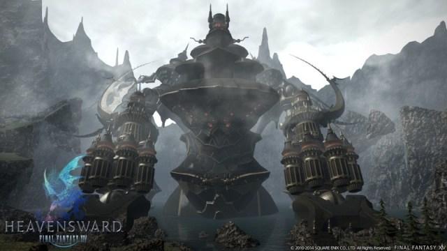 Final Fantasy XIV's Alexander Raid