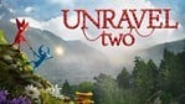 Unravel Two Box Art