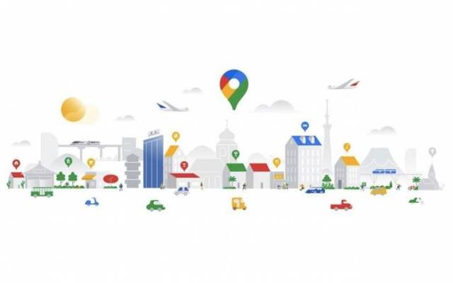 Google Maps Navigation New Normal