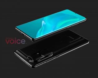 Huawei P50 Pro leaked renders