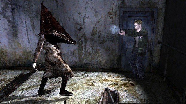 Silent Hill 2 Pyramid Head
