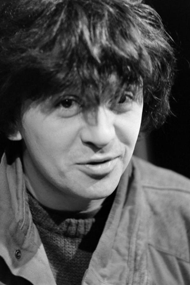 Jean-Yves Lafesse, le 4 décembre 1982, durant l'émission «Droit de réponse» de Michel Polac.