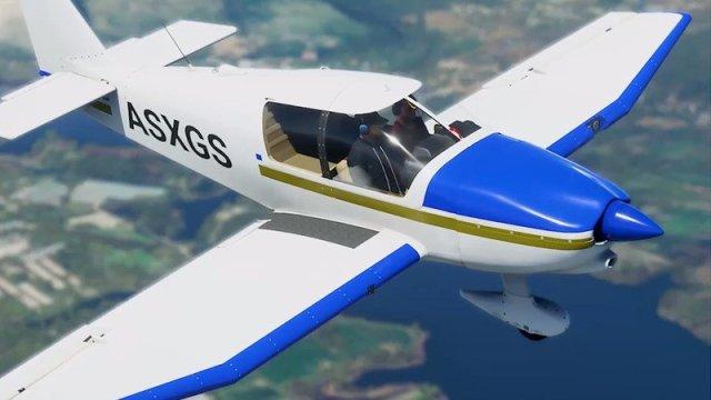 Robin DR400-100 Cadet