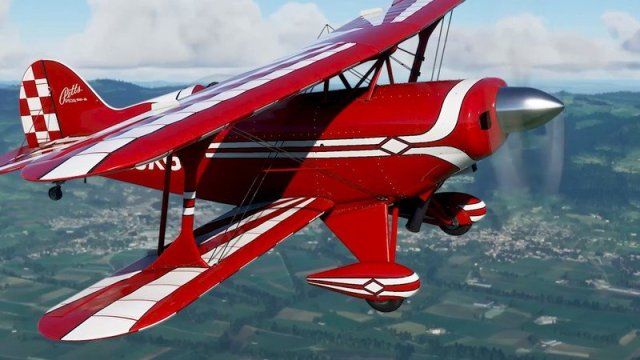 Aviat Pitts Special S2S