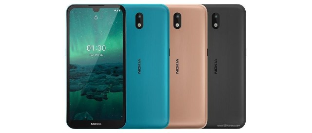 Nokia 1.3 is now receiving its Android 11 update