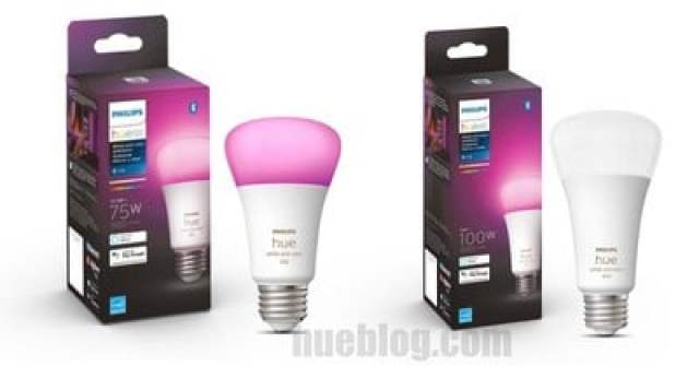Philips Hue White and Color 1100 und 1600 Lumen